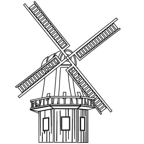 490x490 Windmill