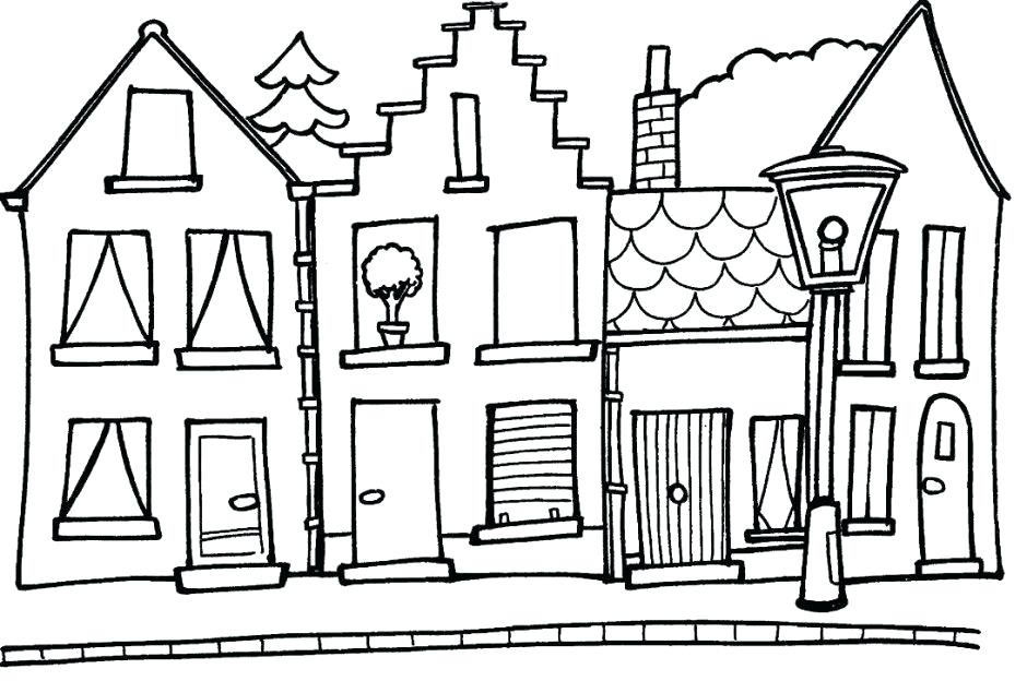 940x624 farm house coloring pages coloring pages of a farm farm house