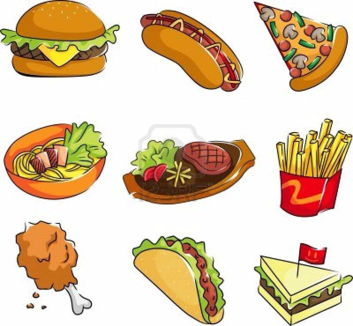 1200x1110 awesome and tasty food food foods, food icons, food drawing