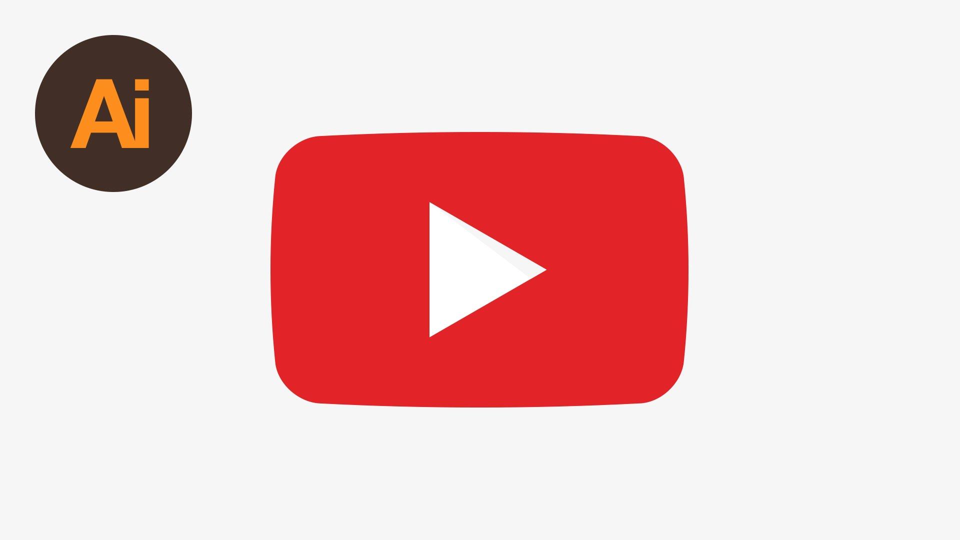 1920x1080 How To Draw Youtube Logos