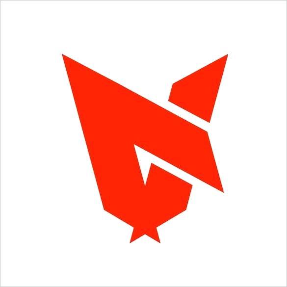 585x585 Lion Logo Template Clan Free Templates Gaming Clan Logo Template