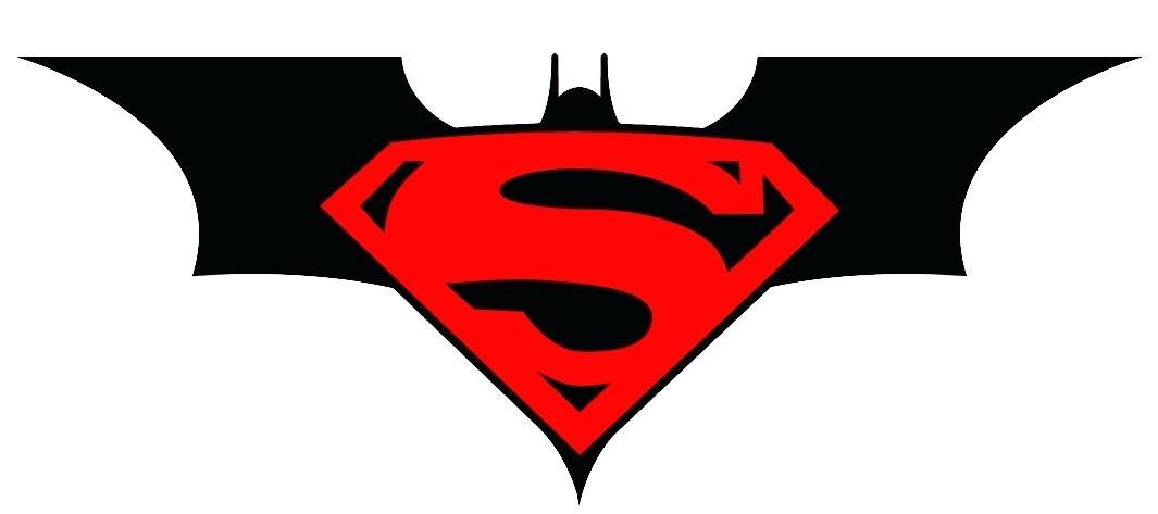 1065x473 Superman Template Logo