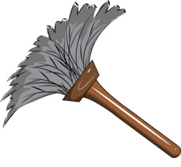 260x240 Cleaning, Mop, Feather, Transparent Png Image Clipart Free Download