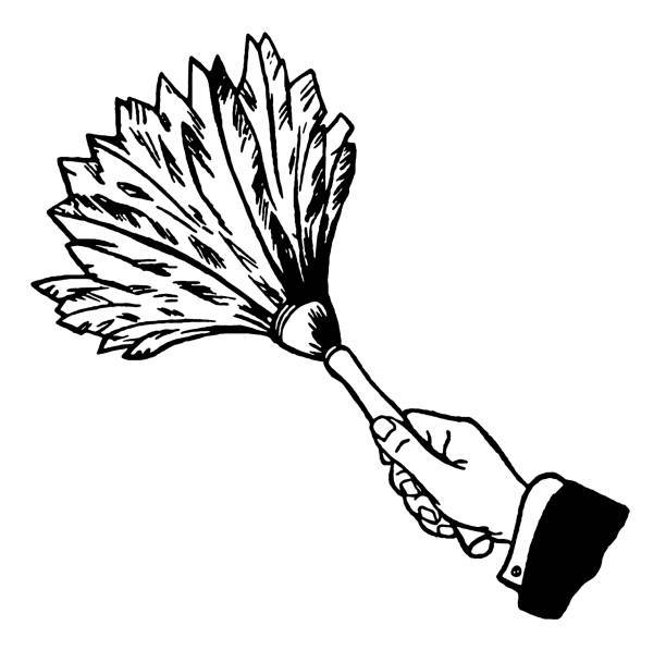 612x597 Feather Duster Clipart Portal