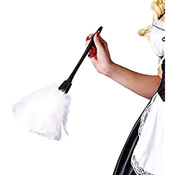 350x350 French Maid Feather Duster Health Personal Care
