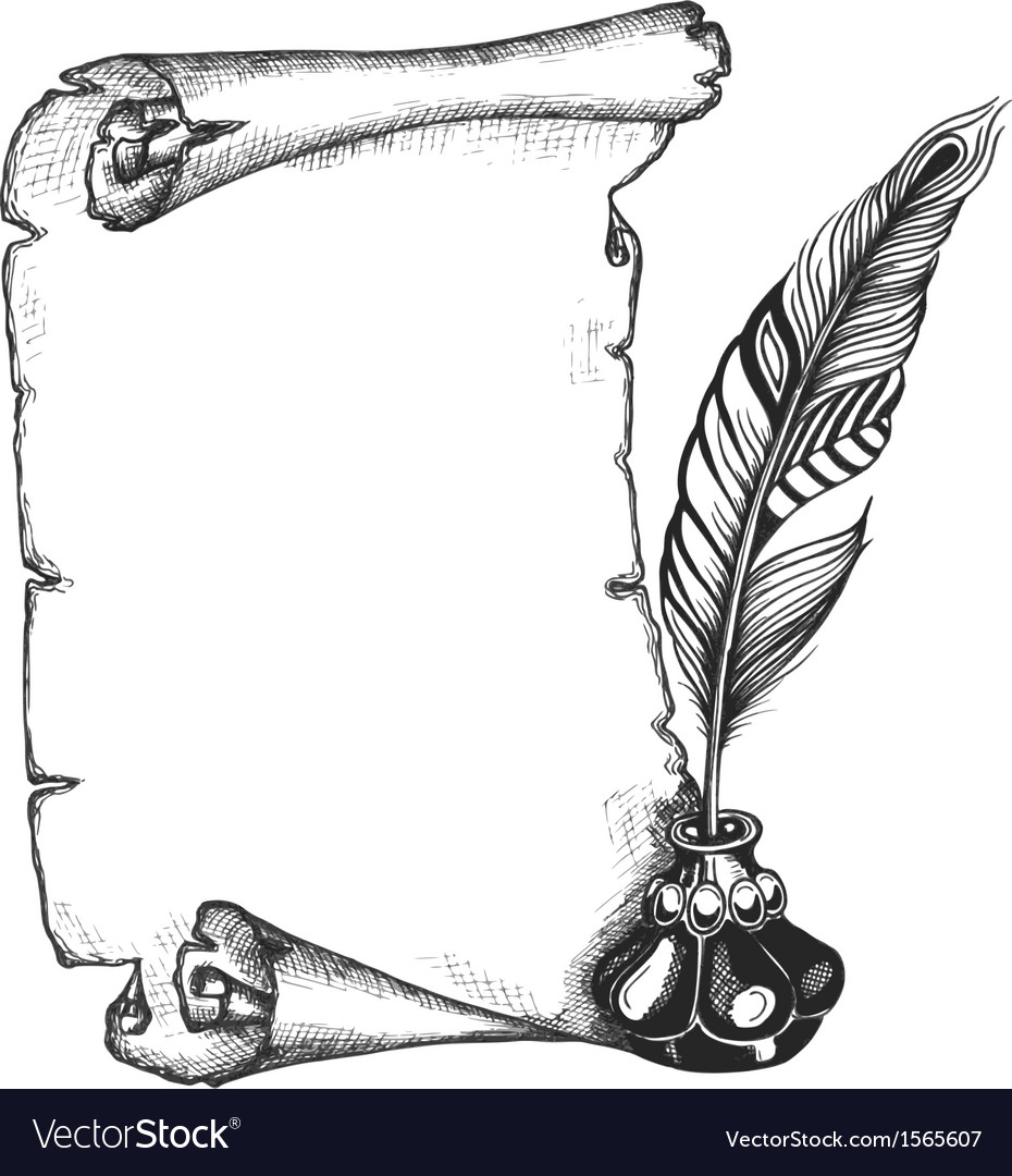 930x1080 Huge Collection Of 'inkwell Drawing' Download More Than Images