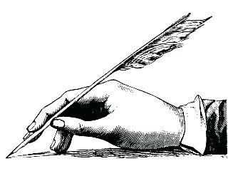 320x240 quill pen manuscript ivory quill pen quill pen drawing