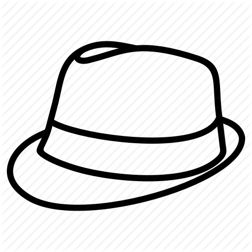 512x512 collection of free fedora drawing classic download on ui ex