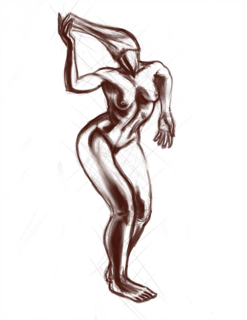 786x1017 Female Body Sketch