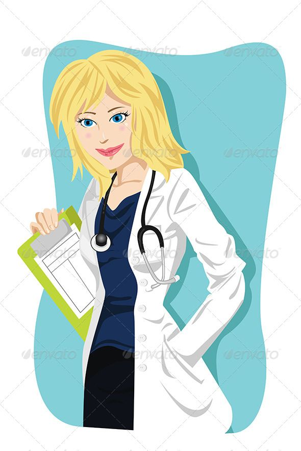 590x885 female doctor nurse logos female doctor, doctor drawing