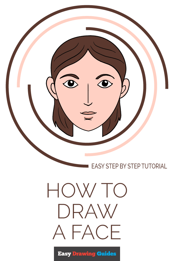 600x900 How To Draw A Face Really Easy Drawing Tutorial