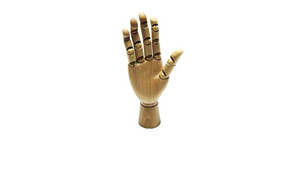 600x350 hand in hand puppet model wooden hand model hand mannequin torso
