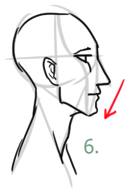 250x382 How To Draw Faces Tumblr