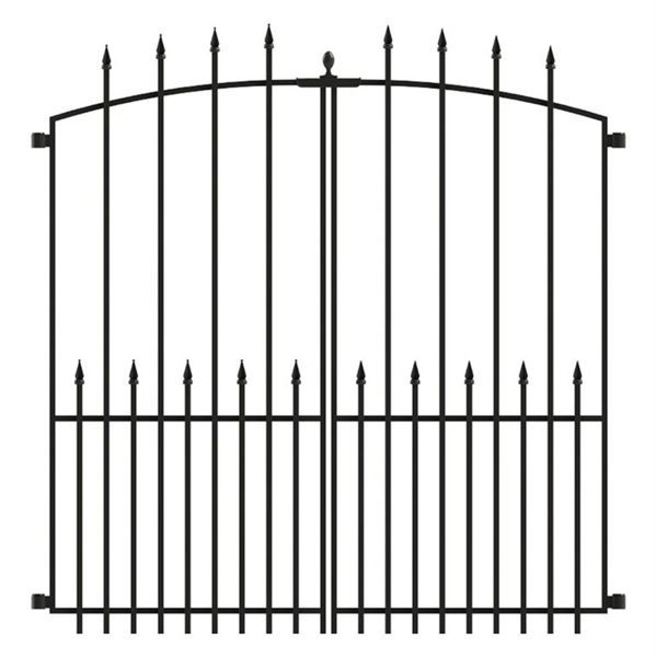 599x600 fascinating tips short dog fence concrete fence front fence