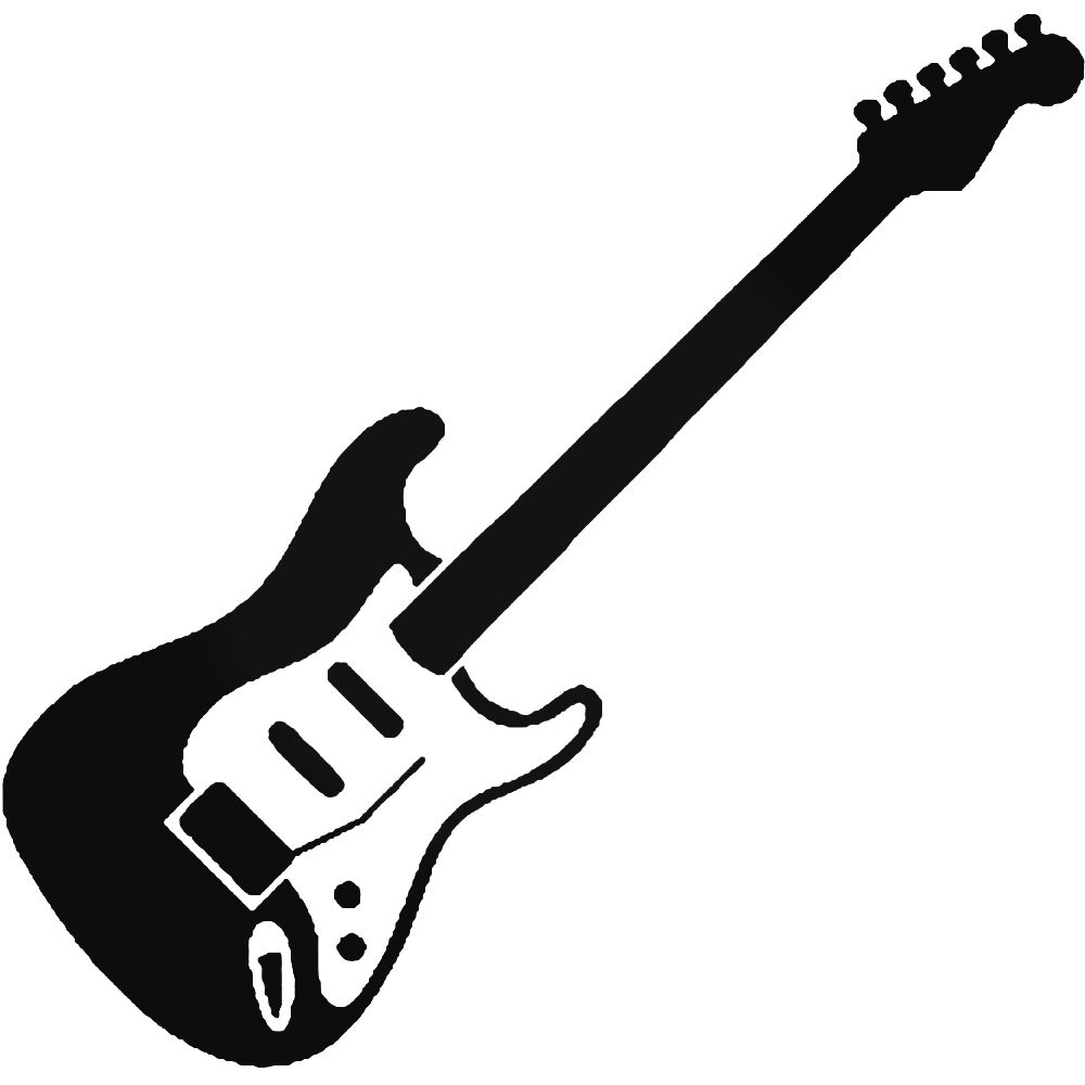 1000x1000 fender guitar gibson stratocaster esp decal