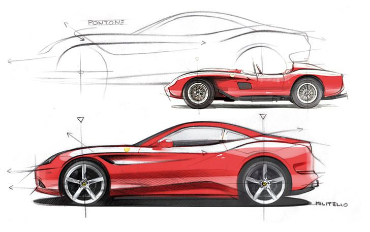 728x457 Auto Design Articolo Fearsome Ferrari Car Design Sketch