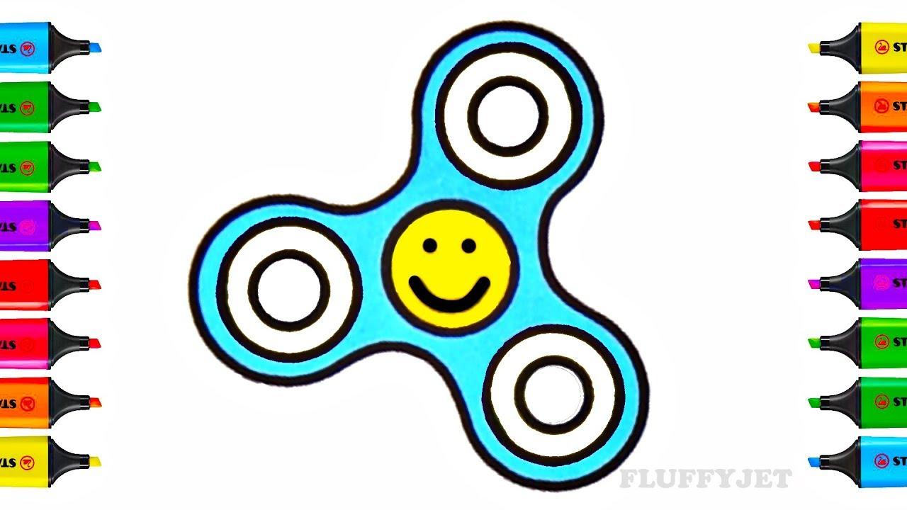 1280x720 Fidget Spinners For Children