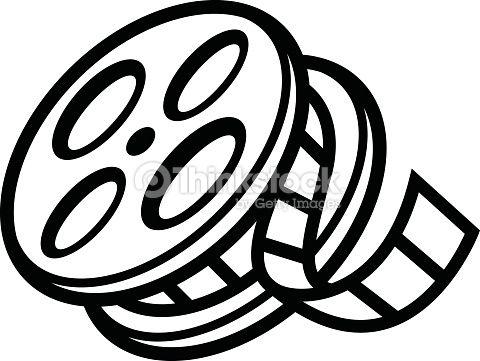 480x361 how to draw movie reel movie film reel vector art thinkstock