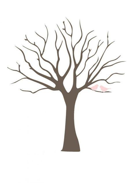 474x632 Fingerabdruck Baum Vorlage Andere Motive Kostenlos Zum