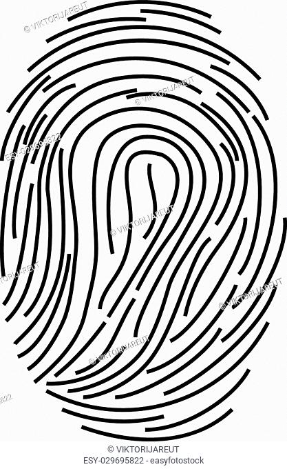 417x680 Fingerprint Finger Police Stock Photos And Images Age Fotostock