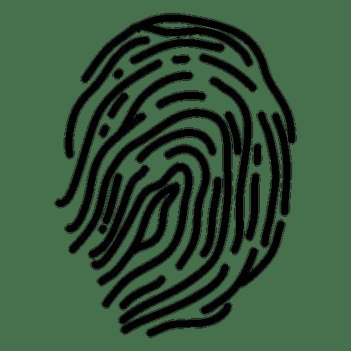 512x512 Fingerprint Lines Curves