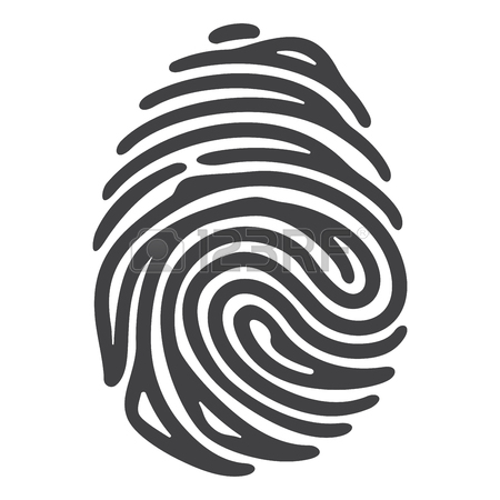 450x450 Huge Collection Of 'fingerprint Clipart' Download More Than