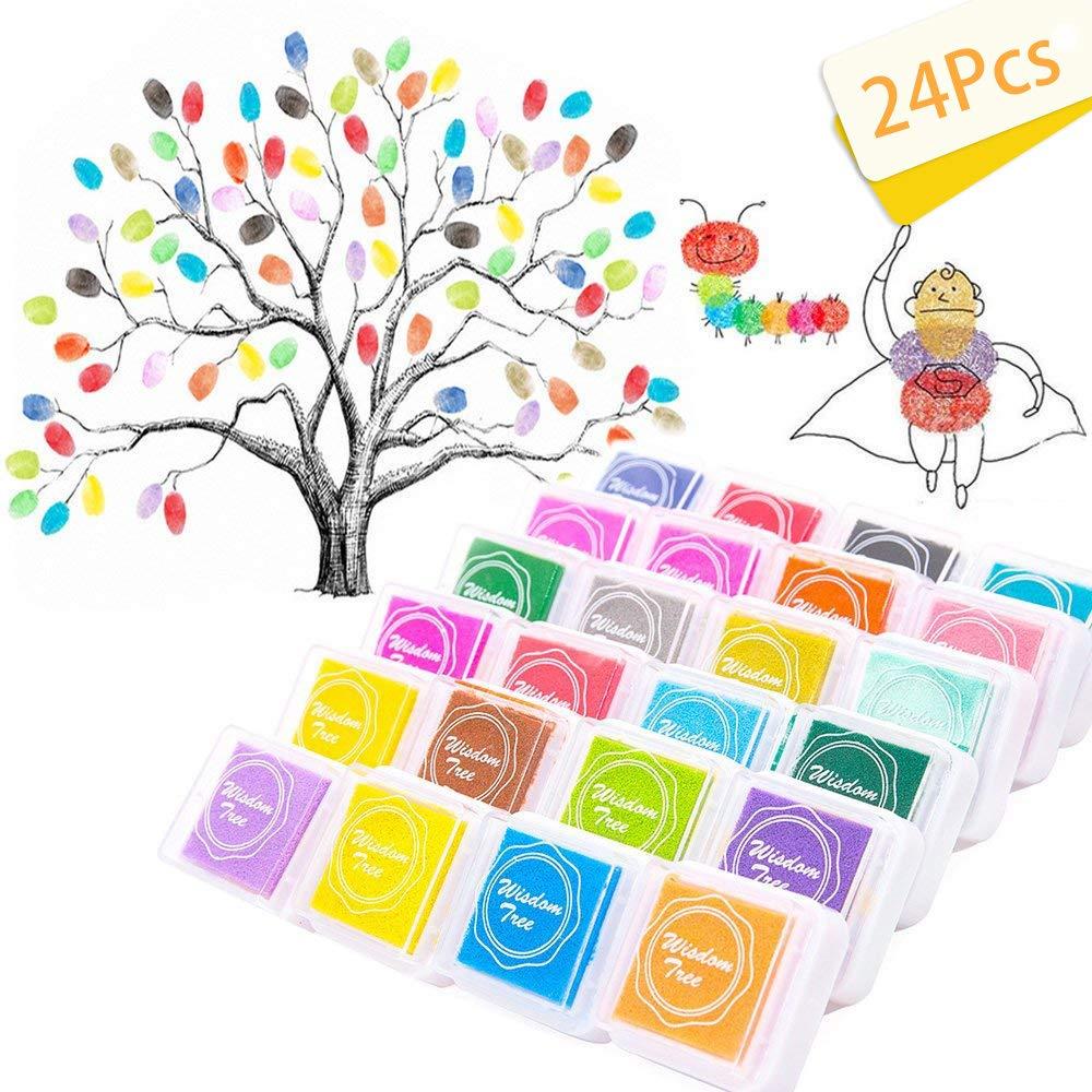 1000x1000 ayuqi colors craft finger ink pad fingerprint ink