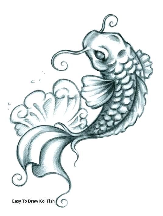 536x709 drawing a fish draw fish build a fishing lure