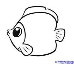 Fish Drawing Photos