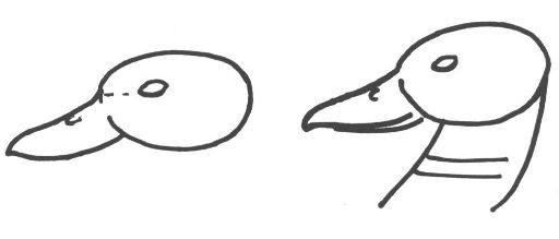 512x219 How To Draw A Duck