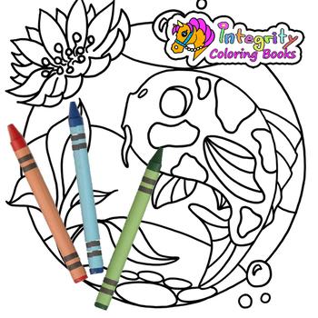 350x350 Koi Fish Worksheets Teaching Resources Teachers Pay Teachers