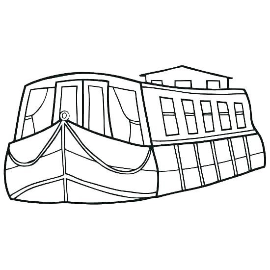 550x550 boats to color coloring pages fishing boats boat sketch free