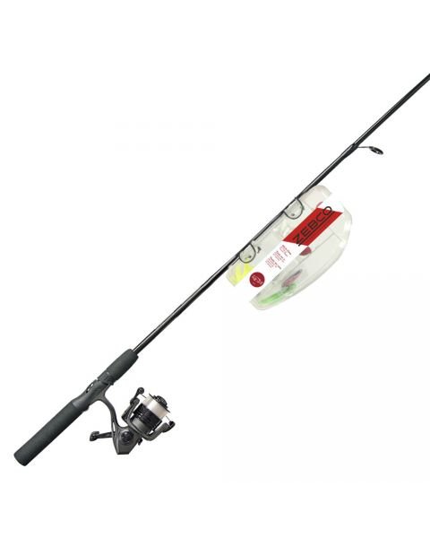 480x600 Spinning Rod And Reel Combos From Zebco Fishing Catch