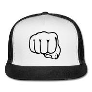 190x190 brofist bro fist fist bump clipart trucker cap spreadshirt