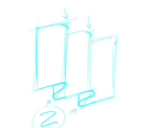 Flag In The Wind Drawing   Free download best Flag In The