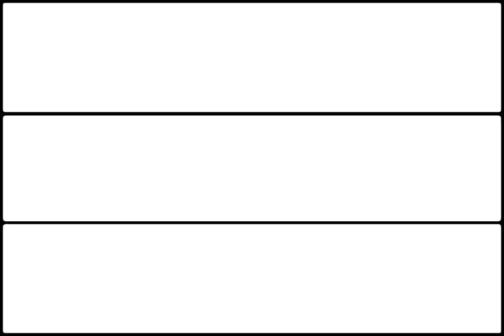 Flag Line Drawing