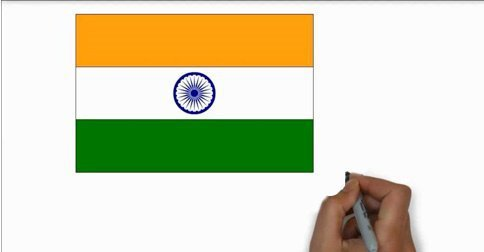 484x252 You've Been Drawing The Indian National Flag Wrong Your Whole Life
