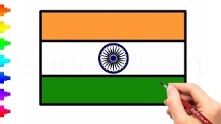 320x180 How To Draw Indian Flag Videos