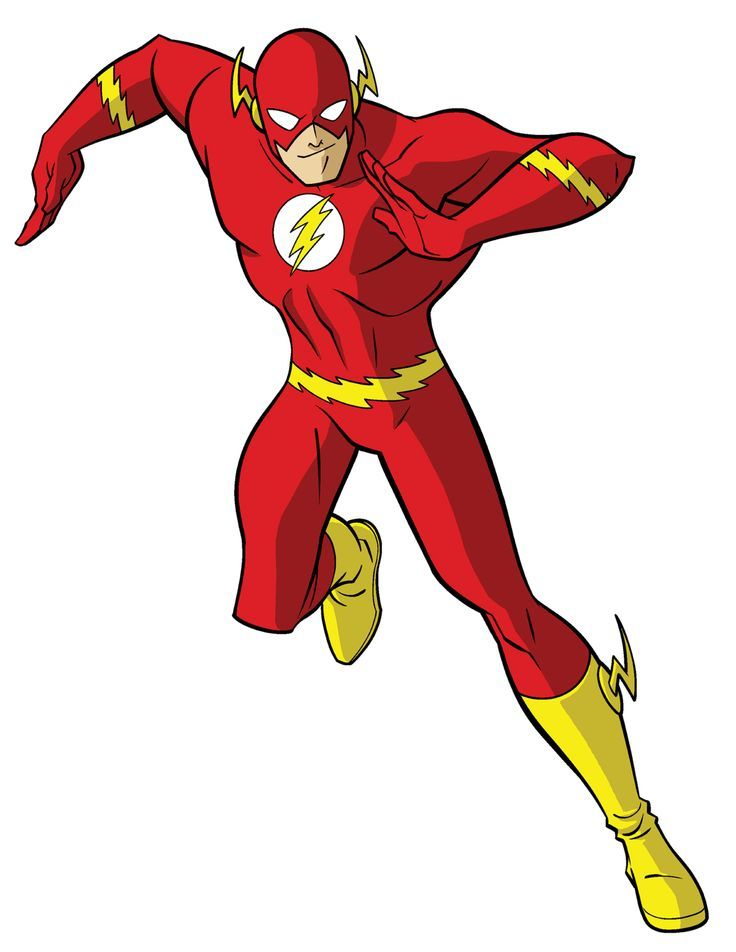 736x952 the flash halloween costume for little ones flash drawing