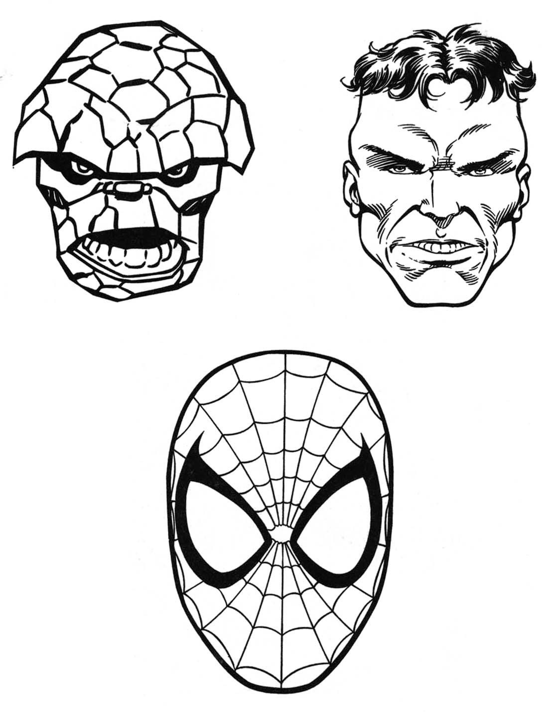 1122x1428 Flash Coloring Pages Superheroes Printable