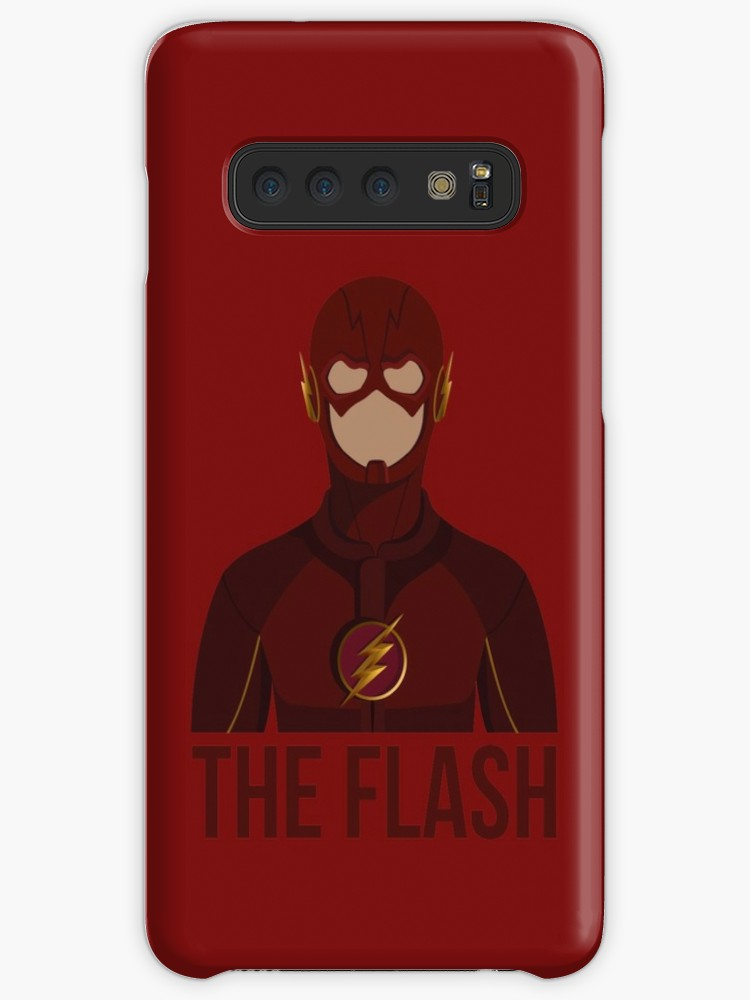 750x1000 The Flash Cases Skins For Samsung Galaxy