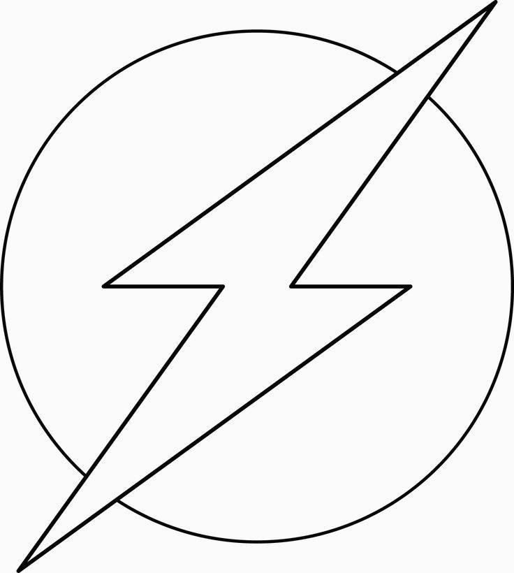 Flash Superhero Drawing | Free download best Flash Superhero ...