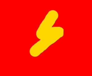 300x250 The Flash Symbol