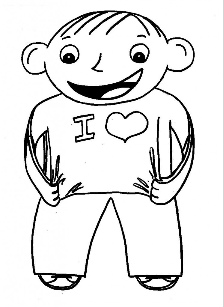 Free Free Flat Stanley Coloring Pages, Download Free Clip Art ... | 1024x744