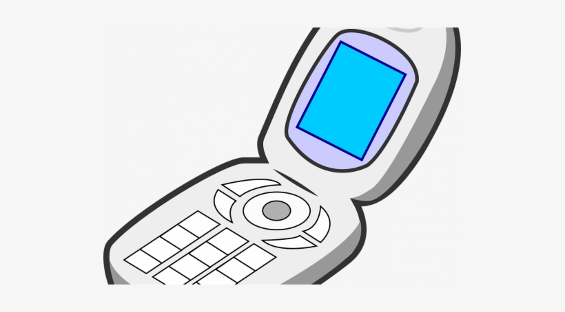 820x454 Drawing Of A Flip Phone