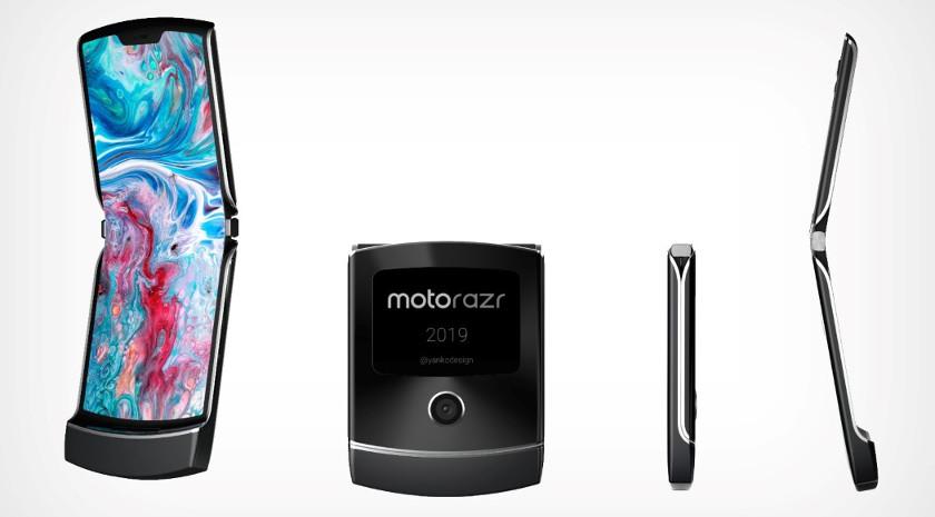 840x465 Motorola Razr Flip Phone To Return