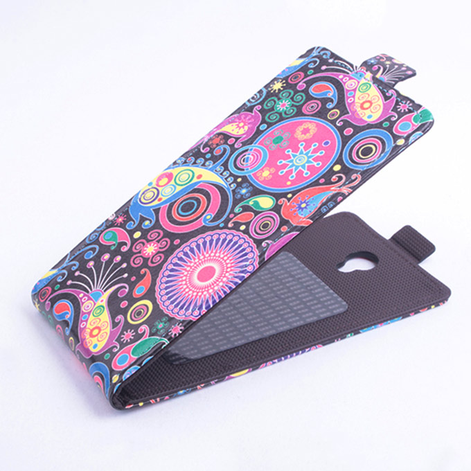 680x680 Protective Hard Cover Colored Leather Case For Elephone