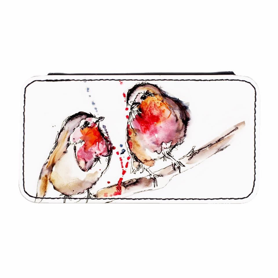 960x960 Robins Phone Flip Case