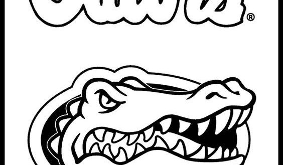 Florida Gators Drawing | Free download best Florida Gators ...