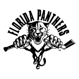 260x260 Download Florida Panthers Logo Black And White Clipart Florida